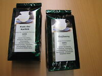 Wildfrucht - Joghurt --- Grüner Tee Aromatisiert --- G059
