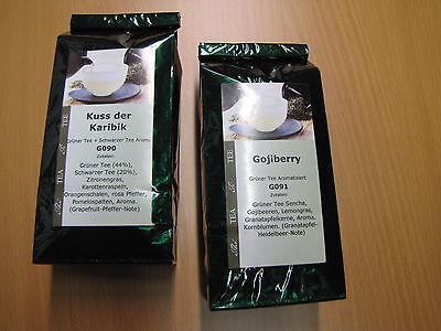 Drachenzauber --- Grüner Tee aromatisiert --- G125