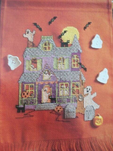 Halloween /_/_/_The Witch IS IN/_/_/_Cross Stitch Pattern