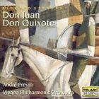 Richard Strauss: Don Juan; Don Quixote (CD, Sep-1991, Telarc Distribution)