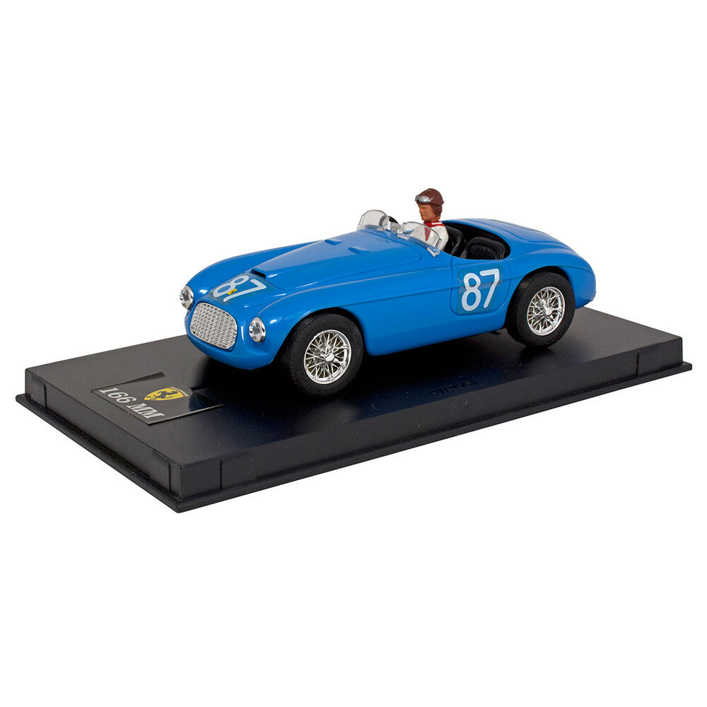 NINCO SLOT CARS 1 32 1954 FERRARI 166 MM  87 Rallye Gery D'hendecourt