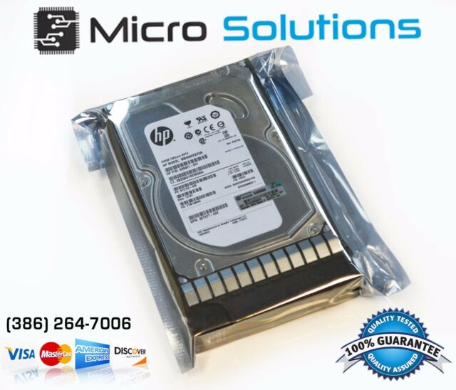 "HP 432341-B21 432401-002 750GB 7.2K RPM 3.5"" SATA Hard Drive"