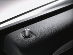 2xOrig AMG Türpin Edelstahl gebürstet vorne W169 W246 C204 W212 etc A0007660228