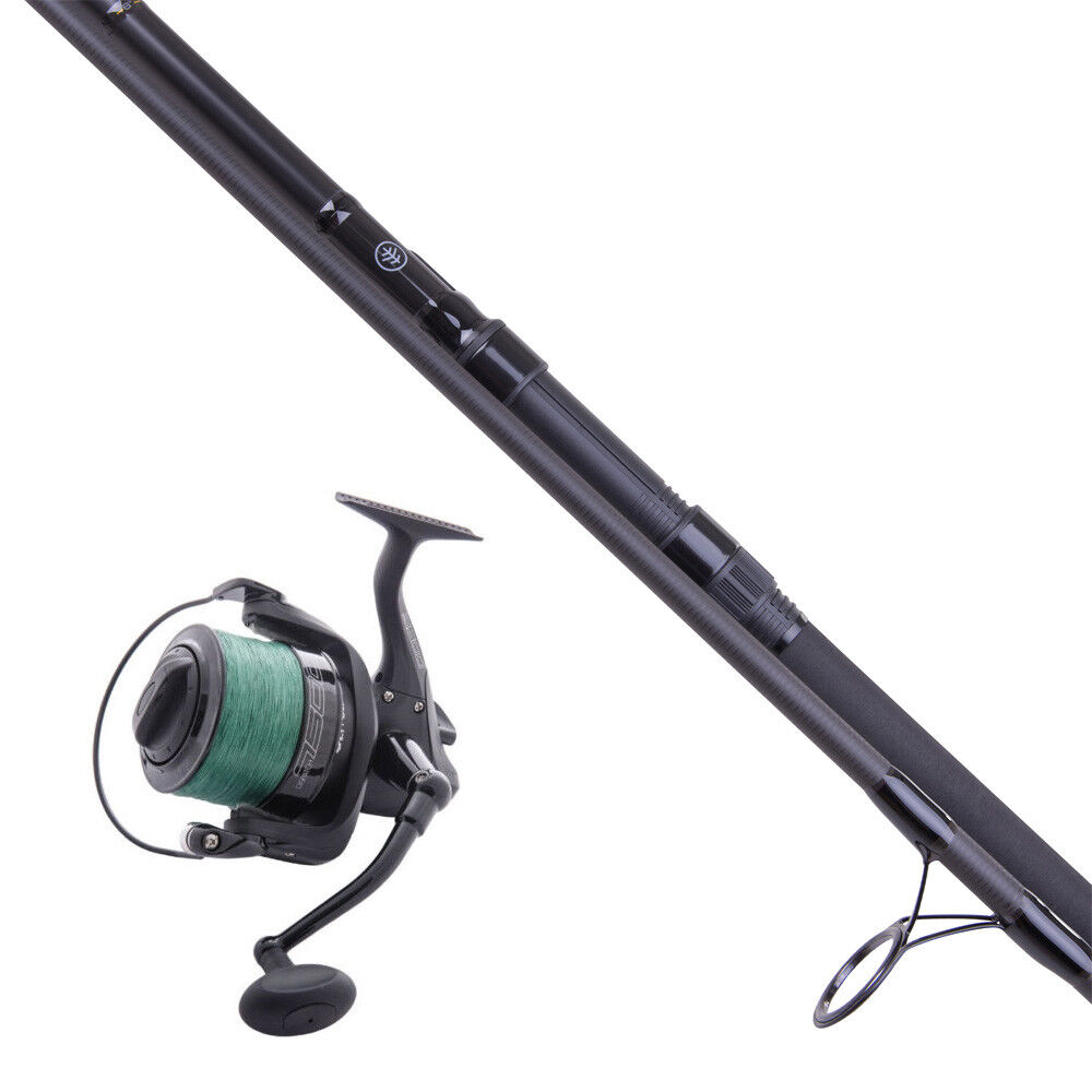 Wychwood Riot 12ft Utility Spod and Marker Rod and Dispatch Reel NEW  - A0259