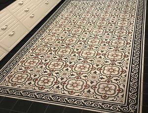 Dettagli su Pacchetto pattern cemento piastrelle pavimento  CUCINA-mediterranea piastrella Zagora RADIATORI 4513- mostra il titolo  originale