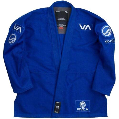 Blue BJJ Gi Shoyoroll x RVCA Batch 60 GÜMA EXCLUSIVE Brazilian Jiu Jitsu kimono
