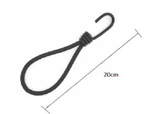 25x-Planenspanner-Expander-Spanner-mit-Spiralhaken-Schlinge-20cm-schwarz