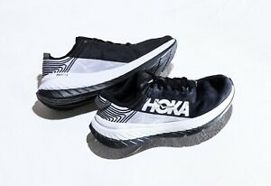 HOKA-ONE-ONE-CARBON-X-Men-039-s-Scarpe-Uomo-Running-BLACK-1102886-BNCL