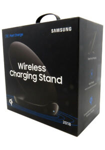 original samsung wireless fast charge charging stand 2018. Black Bedroom Furniture Sets. Home Design Ideas