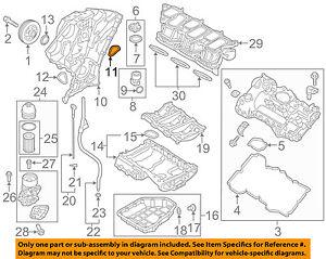 image is loading hyundai-oem-07-18-santa-fe-engine-timing-