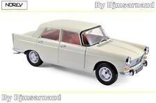 Peugeot 404 de 1965 Djibouti Ivory NOREV - NO 184870 - Echelle 1/18