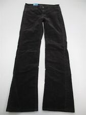 5b5017d1b5fe Kut From The Kloth Baby Bootcut Corduroy Jeans Womens Black Size 6 6 ...