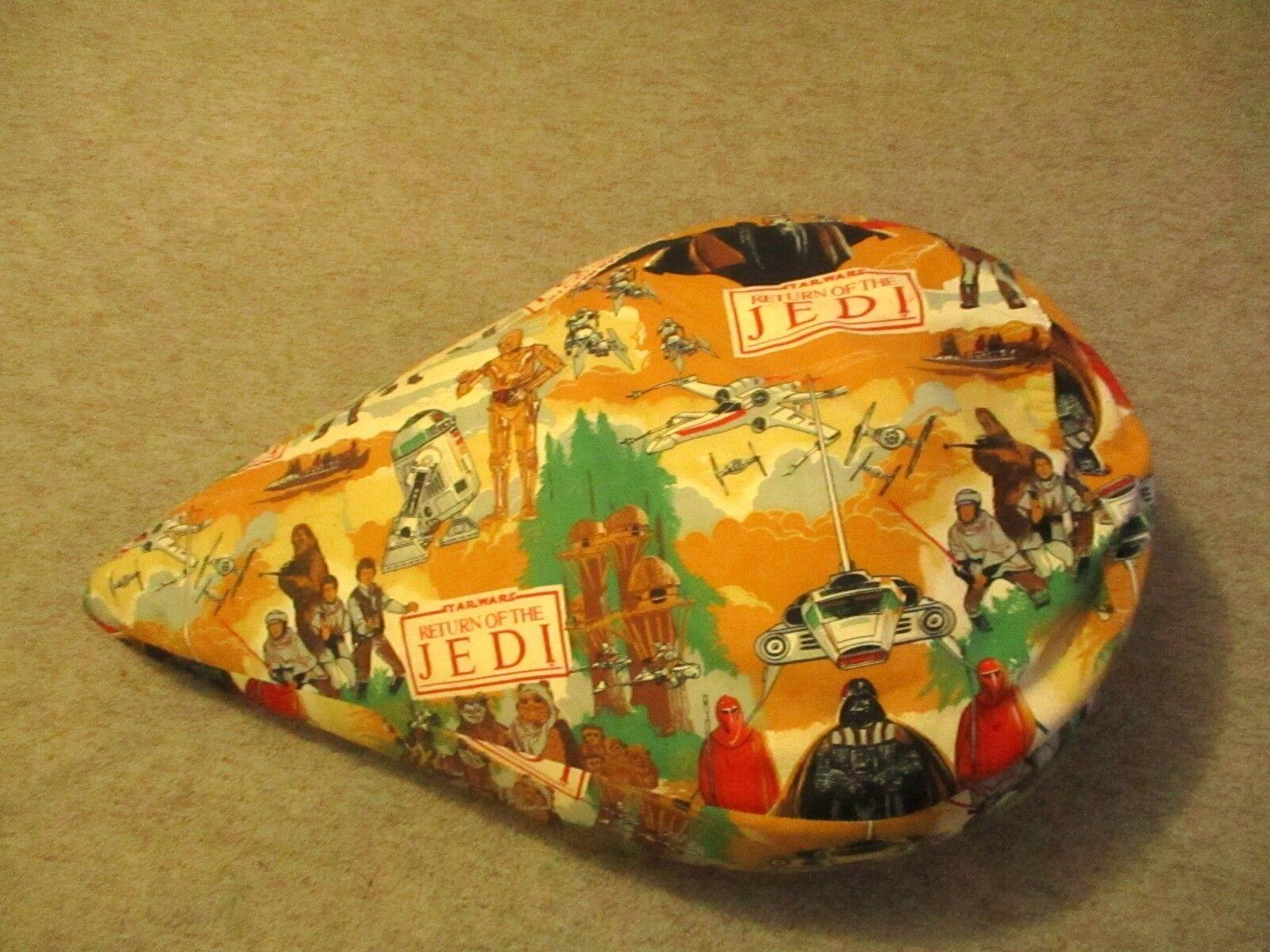 De colección Guerra de las galaxias retorno de las Jedi Bean Bag 1980s