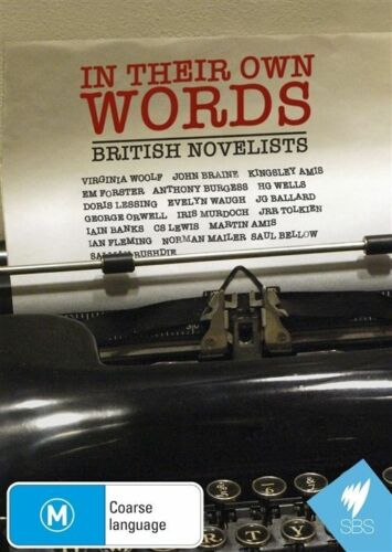 1 of 1 - In Their Own Words - British Novelists (DVD, 2011)