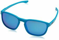 Oakley Enduro Matte Sky/sapphire Iridium Blue Mirror Sunglasses