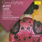 Bizet: Carmen - Opera Highlights (CD, Jan-2014, Deutsche Grammophon)
