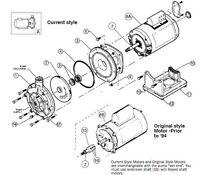 Polaris Booster Pump Shaft Seal Pb4-60 Replacement