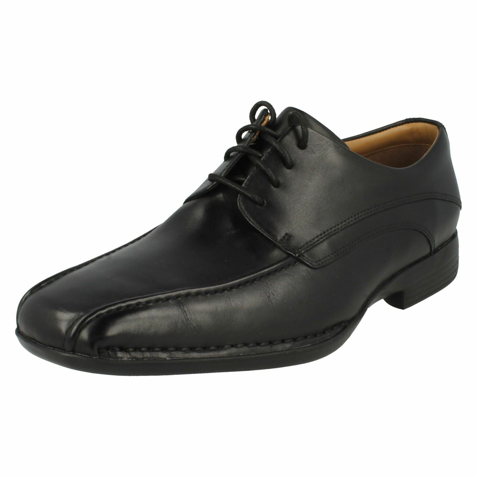 Mens Clarks Formal Lace Up schuhe Francis Air