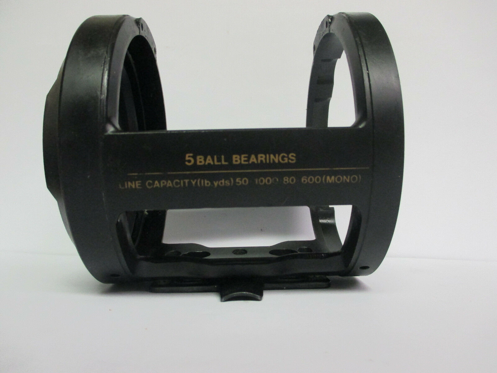USED SHIMANO REEL PART Beastmaster 50 Frame 80 2 Speed - Frame 50 a4339a