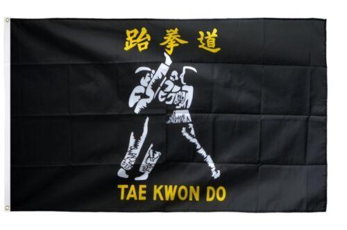 Fahne Taekwondo Tae Kwon Do Flagge Taekwon Hissflagge 90x150cm