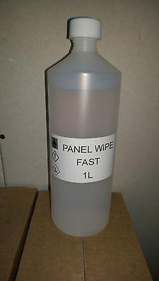 1L Panel Wipe Degreasing Pre Paint Wipe Spirit Wipe Anti Silicone Surface Prep