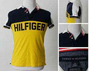 Tommy Hilfiger Germany Small T Shirt Spell Out Red