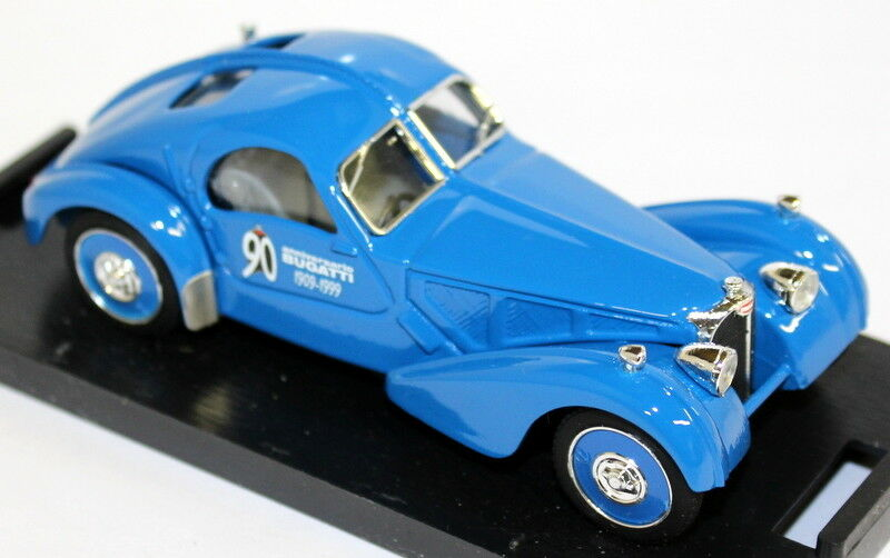 Brumm 1 43 Scale S99 09 Bugatti 575 Atlantic 1936 Anniversary Diecast Model Car
