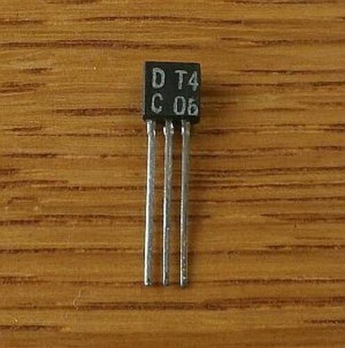 10 Transistoren  SC 206 D