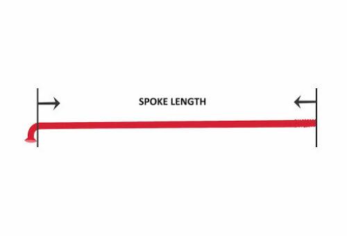 Sapim 12g2.6mm Stainless BLACK bicycle spokes /& 6mm nipples lengths 50-310mm