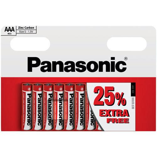 10 Pack Panasonic Aaa Batteries Aromatische Smaak