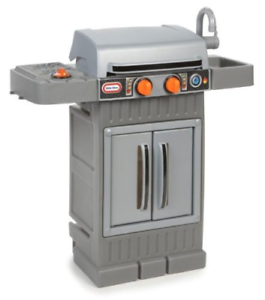 Details about Little Tikes Cook \'n Grow BBQ Grill Play Kitchen Toys