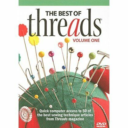 May 01, 2008 Editors of Threads Volume 1 DVD-ROM The Best of Threads