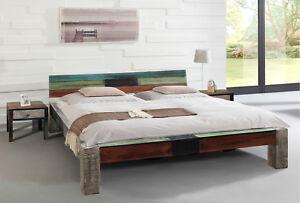 Das Bild Wird Geladen Bett 180x200 Goa Von Wolf Moebel Schlafzimmer Vintage