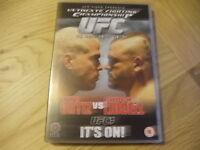 Ultimate Fighting Championship 47 (DVD, ufc 47)