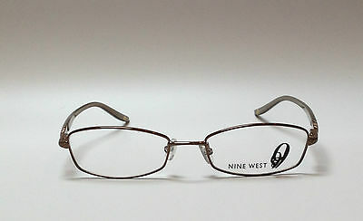 d6386db92a Nine West EYEGLASSES Eyeglass Frames NW 392 BROWN New!