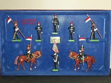 BRITAINS 5392 9TH 12TH ROYAL LANCERS LIMITED EDITION METAL TOY SOLDIER SET