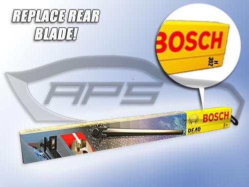 """OE STYLE BOSCH H352 14/"""" REAR WINDSHIELD WIPER BLADE"""