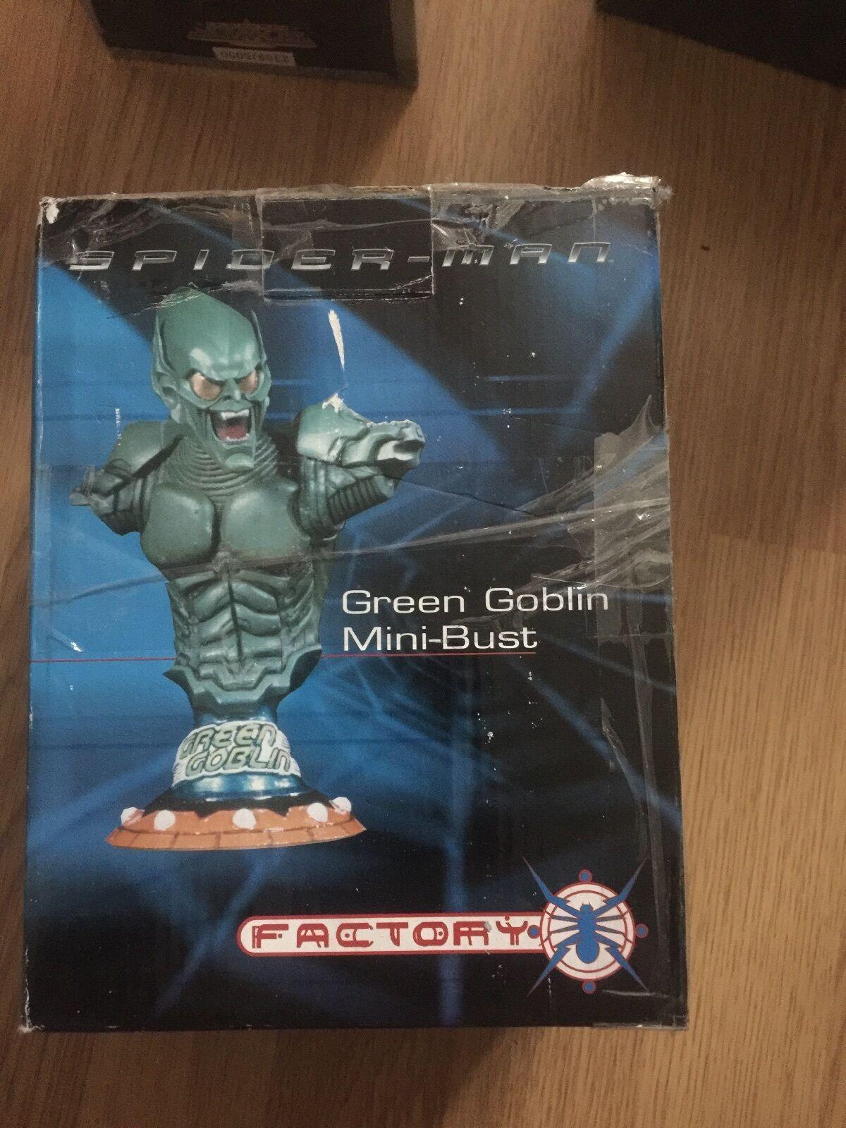 Marvel Mini Bust Green Goblin