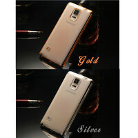 Samsung Galaxy Note 4 Handy Hülle Schutz Hülle Cover Case Tasche Silikon Schale