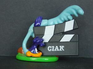 Jouet kinder Looney Tunes Cinéma Road Runner France 2002 +BPZ ux3C95q5-09153201-877022420