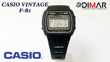 CASIO VINTAGE  F-81 QW.108 JAPAN AÑO 1979