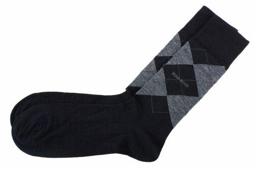 Hugo Boss Men/'s John Design US Fashion Socks Sz One Size 7-13