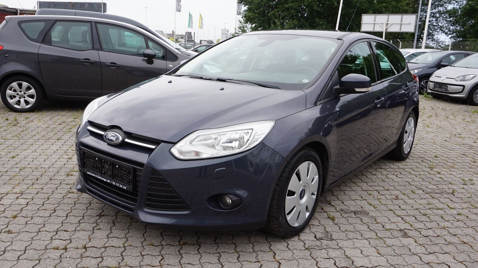 Ford Focus 1,6 TDCi 95 Edition 5d