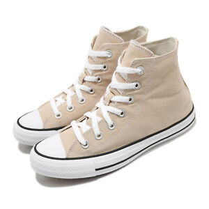 Converse-Chuck-Taylor-All-Star-Khaki-White-Men-Women-Unisex-Casual-Shoes-168575C