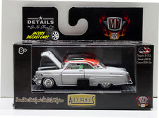 1:64  M2 MACHINES AUTO-THENTICS R41 10th ANNIVERSARY -  1954 MERCURY SUN VALLEY