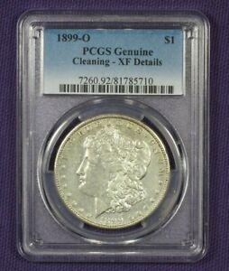 1899-O-New-Orleans-Morgan-Dollar-1-Extra-Fine-XF-Details-PCGS
