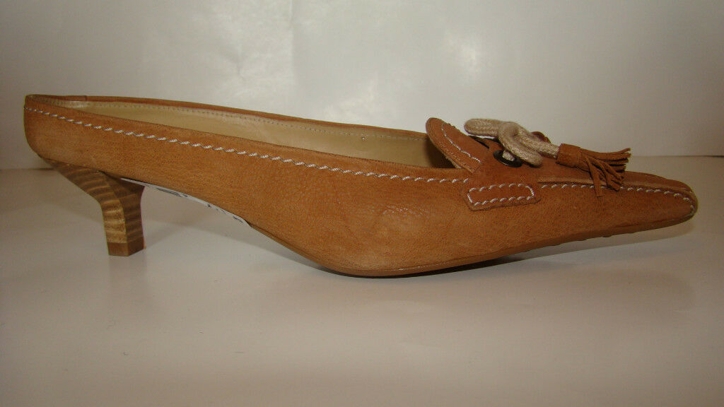 CLOGS MULES HEELS schuhe BY PACO HERRERO MADE IN IN IN SPAIN c7a8ad