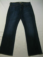 lucky Brand easy rider mid rise  Blue Jeans womens Size 8 (34 INSEAM 31.5)
