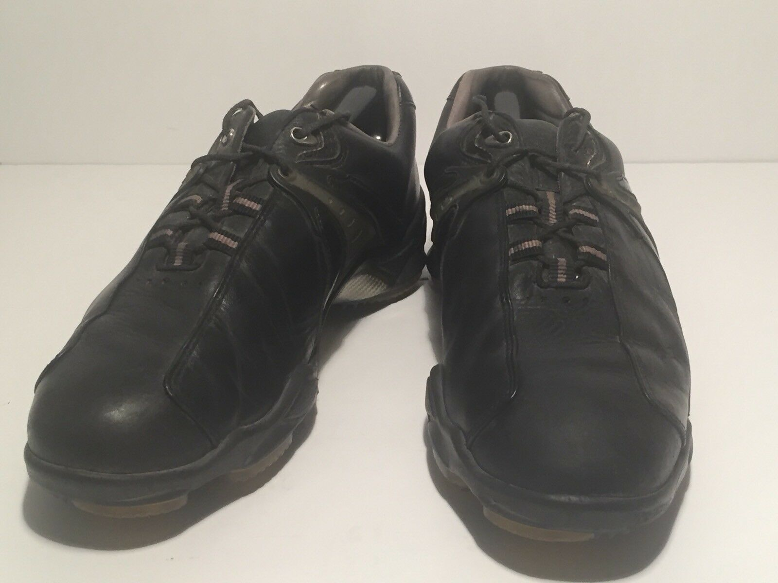 finest selection e6bca 1cae4 FootJoy DryJoys DryJoys DryJoys Tour 53523 Men s Black Leather Golf Shoes  Size 10M  199 32c11d