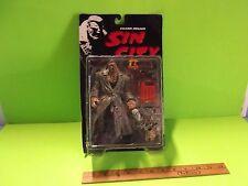 "Frank Miller Sin City Marv 7""in Figure McFarlane Toys 1998   ""Card Bent"""